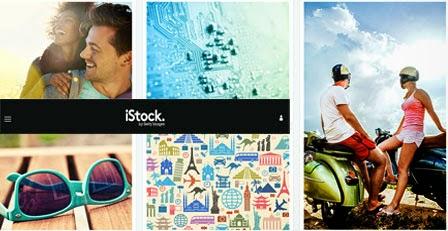 iStock foto Tempat Menjual Foto Secara Online