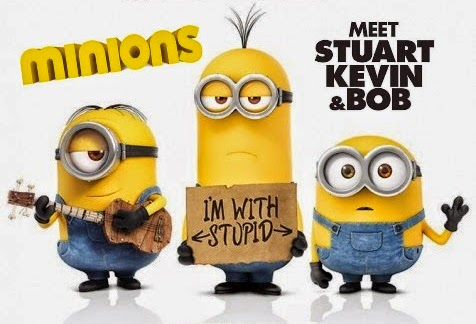 Let's watch this brand new full-length trailer of Minions, the ...