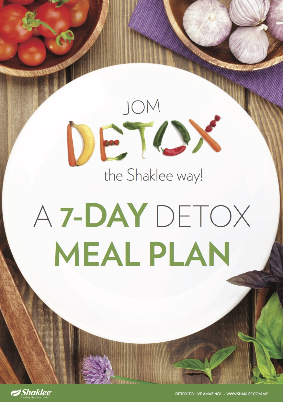 Diet Detox, Pilihan Terbaik Untuk Turunkan Berat Badan