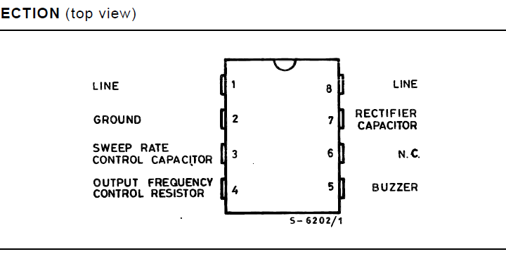 electronic circuit projects  2 tone ringtone generator circuit