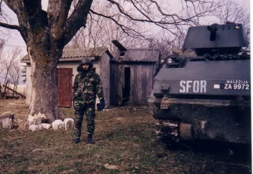 Kisah Sniper GGK Di Bosnia
