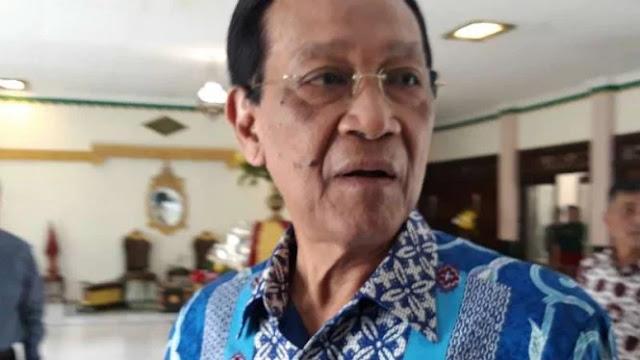 Sri Sultan HB X Imbau Prabowo Bersikap Ksatria Respons Hasil Pilpres