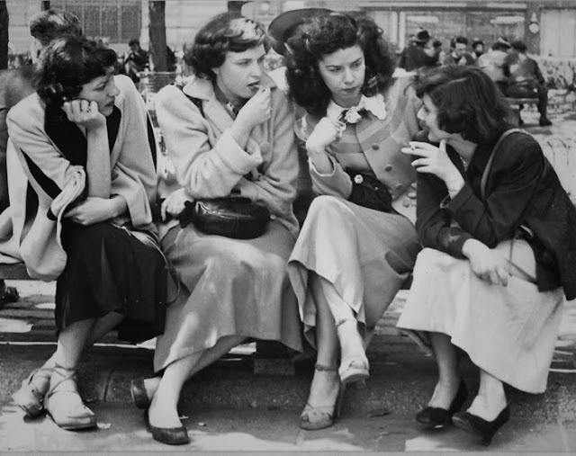 Mães em Nova Iorque