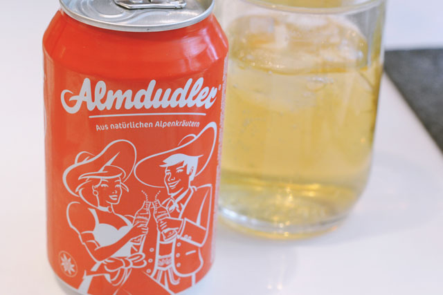 Almdudler London