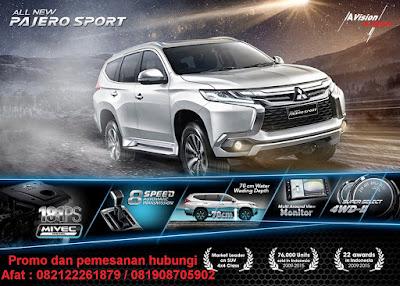 harga mobil mitsubishi pajero sport 2018