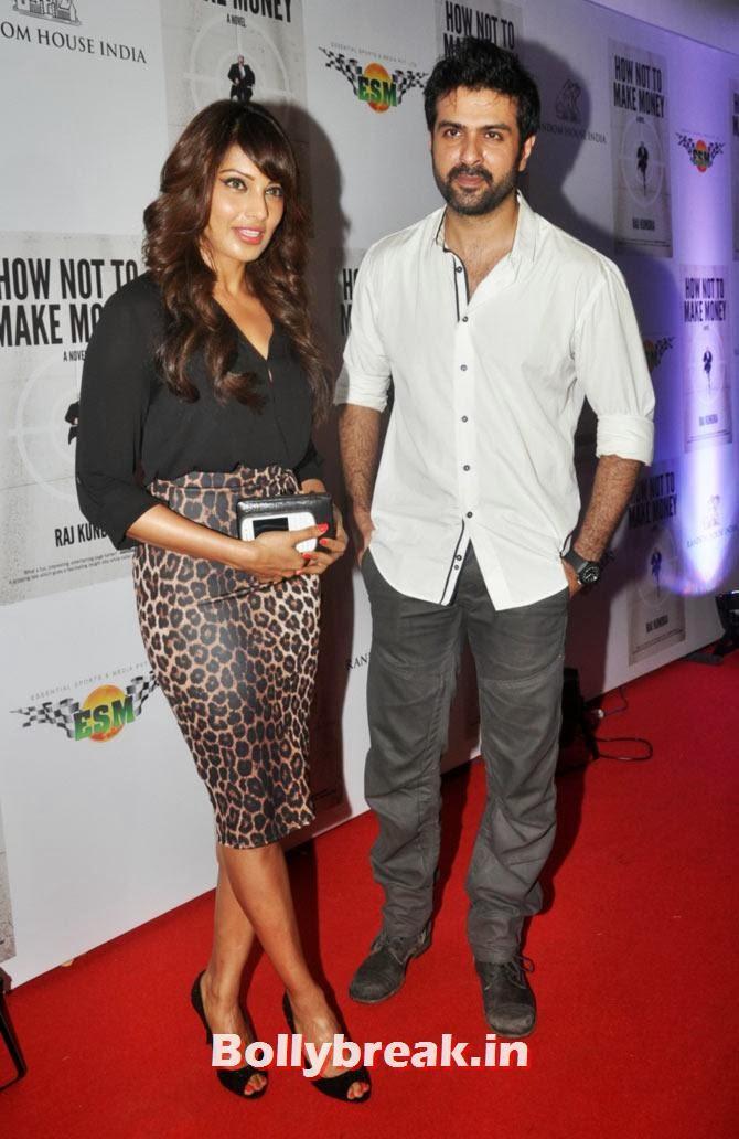 Bipasha Basu and Harman Baweja, Shilpa Shetty - How not to make Money Bash