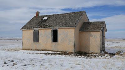 Elkwater Alberta, abandoned
