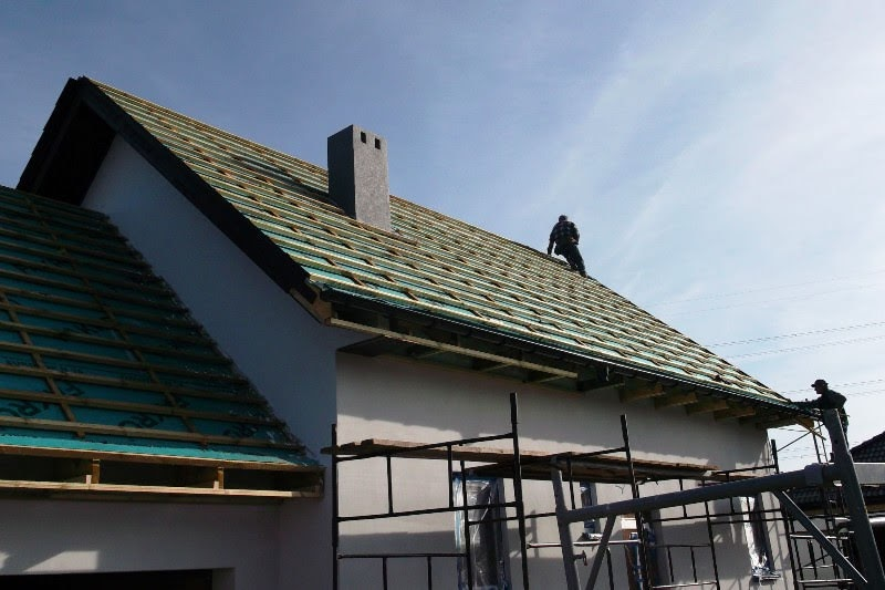 jak dobrać kąt nachylenia dachu w domu jednorodzinnym