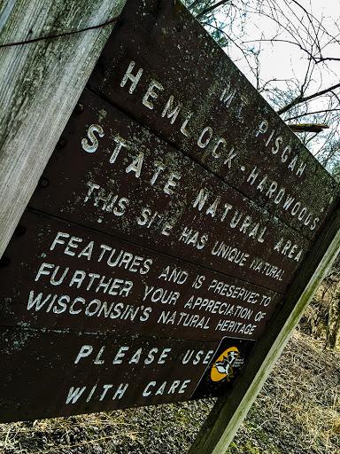 Hemlock Trail - Mt. Pisgah Hemlock Hardwoods State Natural Area