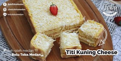 Review Varian Rasa dan Harga Lengkap Kue Bolu Toba Medan by Andika Pratama dan Ussy