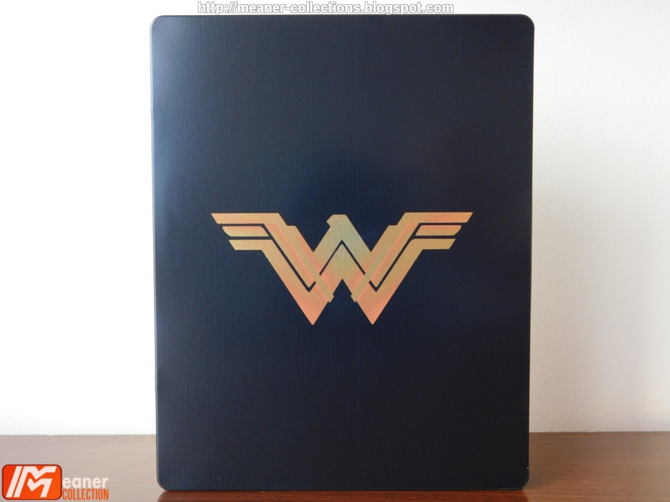 Wonder Woman Blu Ray 4k Uhd Steelbook De Meaner