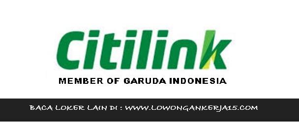 Lowongan Kerja PT Citilink Indonesia