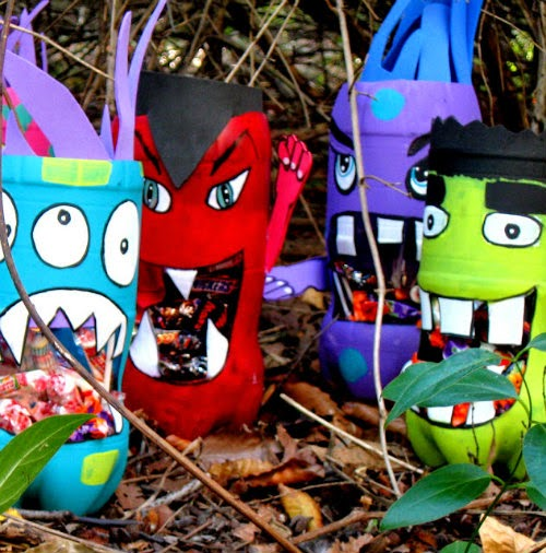 Soda Pop Monsters