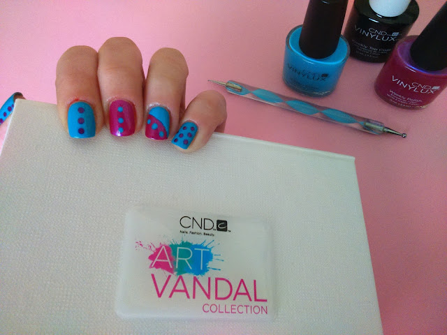 CND Vinylux Weekly Polish Art Vandal Collection