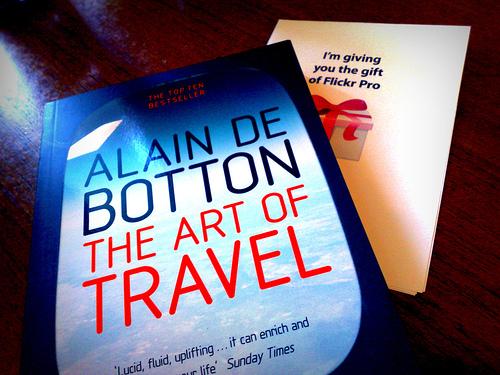 El arte de viajar - Alain de Botton