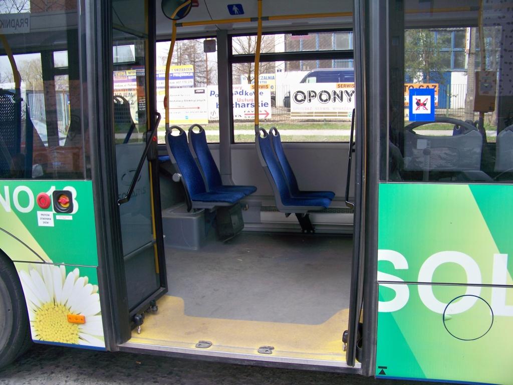 Solaris Urbino 18 Hybrid - 3 Drzwi Wejściowe