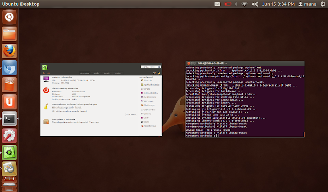 things to do after installing Ubuntu 12.10