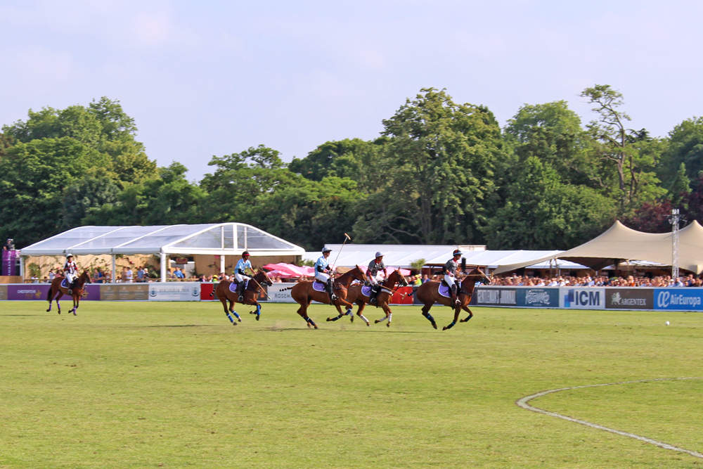 Polo in the Park 2018 at Hurlingham Park - London lifestyle blog