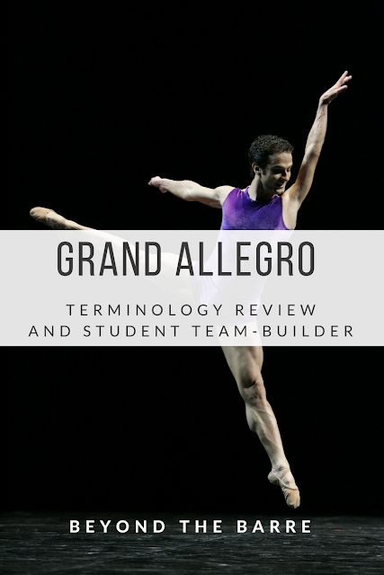Free Download and Fun Activity - Grand Allegro Review