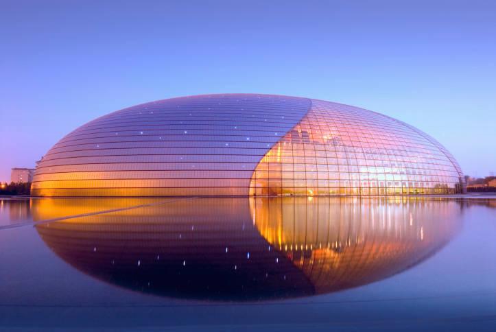 โรงละครแห่งชาติ ประเทศจีน