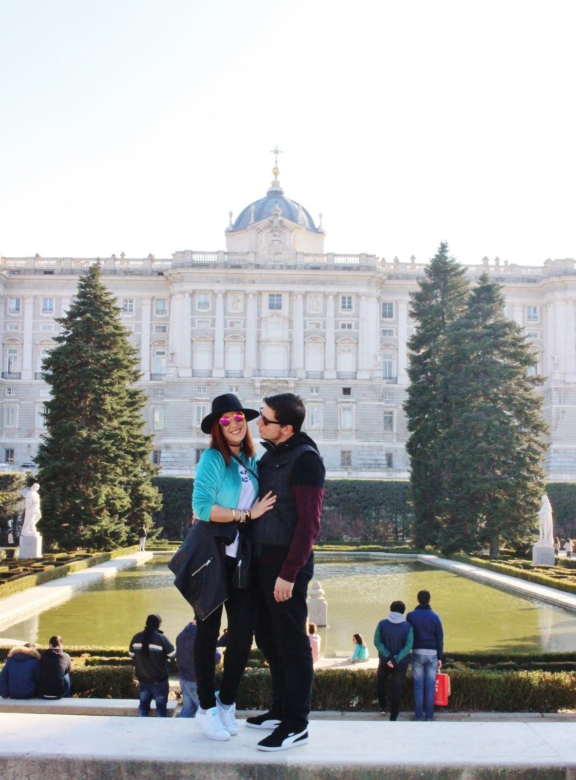 Que viva España: Turismo en Madrid!