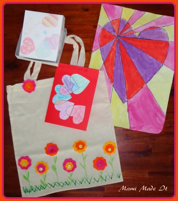 Handicraft Class - Werkunterricht