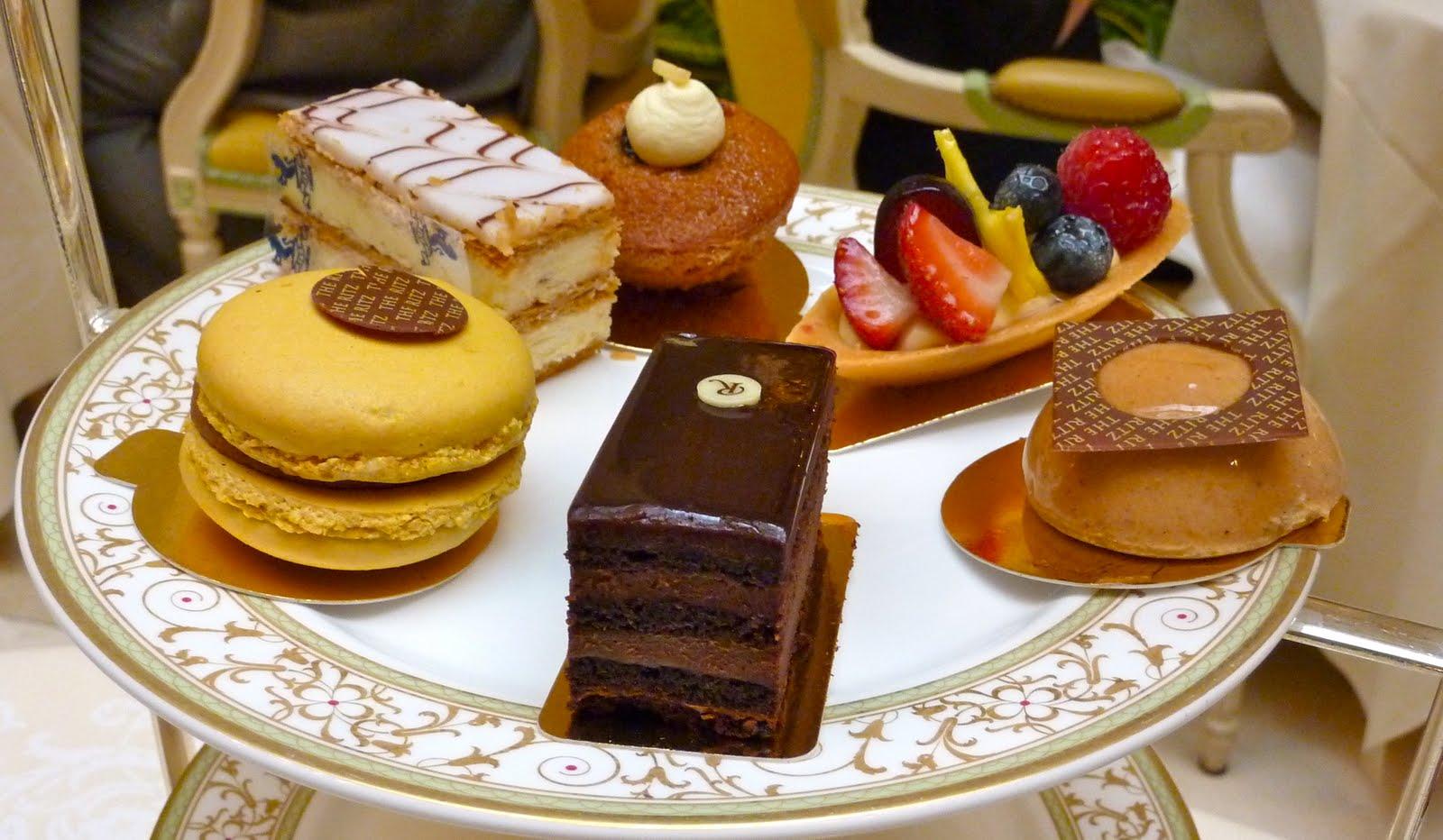 The High Tea Inspectors The Ritz London England