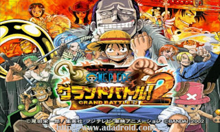 One Piece Grand Battle 2 Android