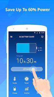 تحميل تطبيق DU Battery Saver لإطالة عمر البطارية