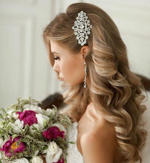 peinados para bodas o fiestas