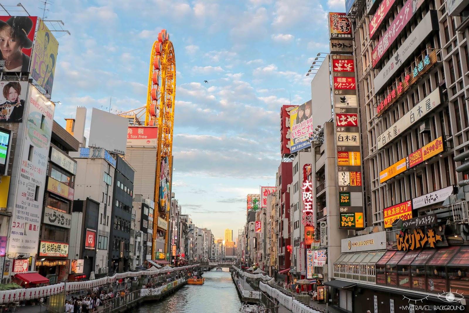 My Travel Background : mon road trip de 14 jours au Japon : itinéraire & infos pratiques - Osaka