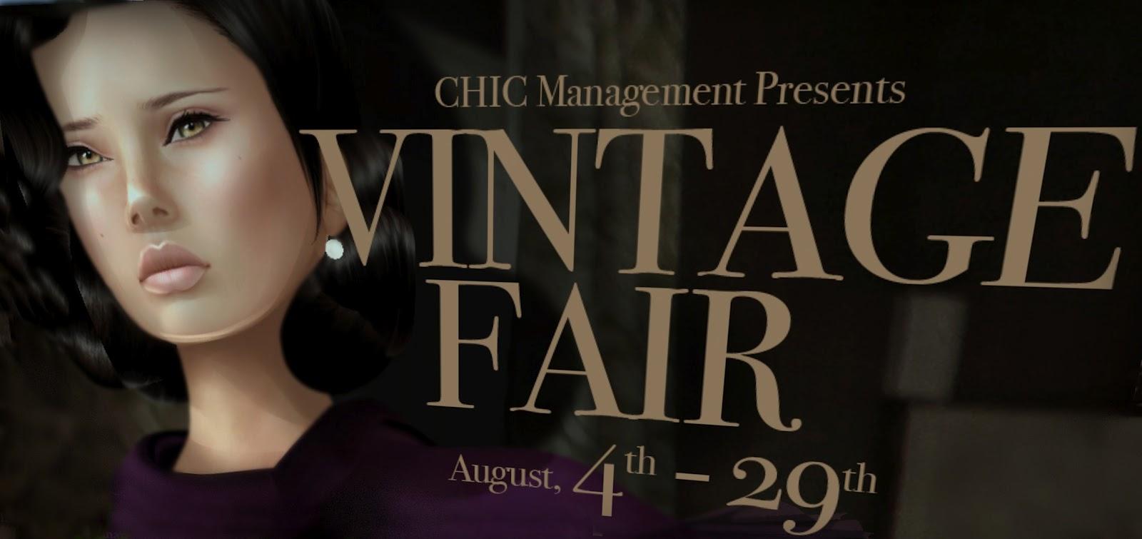 1c8c5c1c9f7 The Vintage Fair 2012 Aug. 4-29th