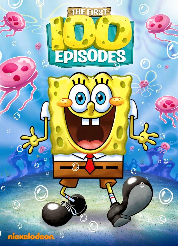 Sponge Bob Square Pants 100 Episodes