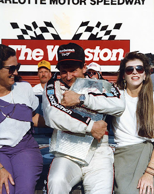 All-Star Team for the All-Star Race - Dale Earnhardt Sr.