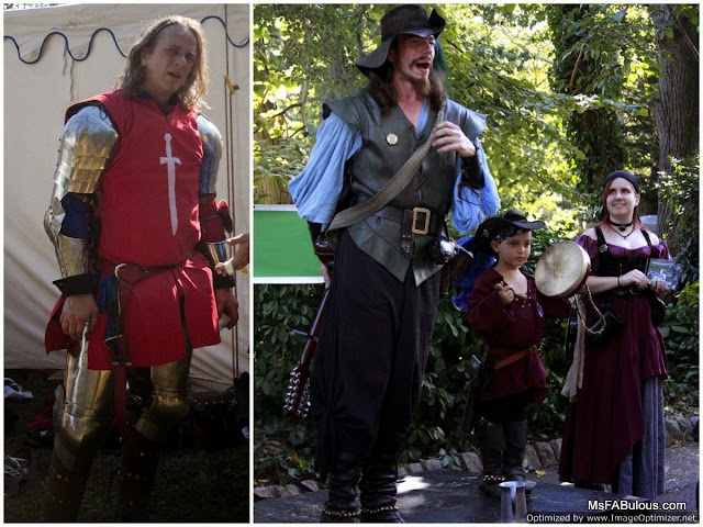 fort tryon medieval fair