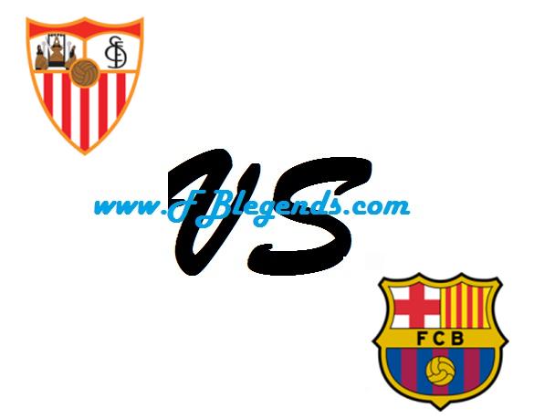 مشاهدة مباراة برشلونة واشبيلية بث مباشر الدوري الاسباني اليوم 4-11-2017 اون لاين يوتيوب barcelona vs sevilla fc
