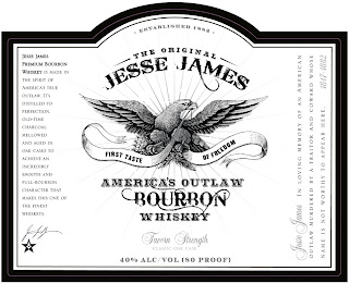 The Wine and Cheese Place: Jesse James America's Outlaw