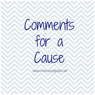 Comments for a Cause - Iowa Cookie Crumbs