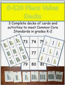 http://www.teacherspayteachers.com/Product/Numbers-to-120-place-value-decks-800015