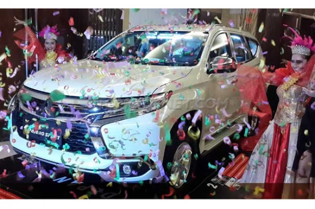 Harga All New Mitsubishi Pajero Sport di Balikpapan