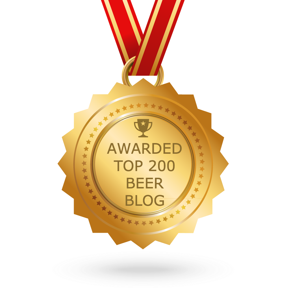 Feedspot Top 200 Beer Blog