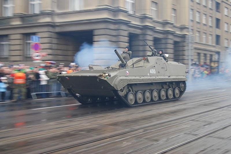 Артилерія Чехії: сучасний стан (2020 рік)