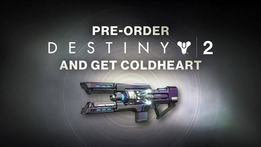 destiny 2 cold heart exotic
