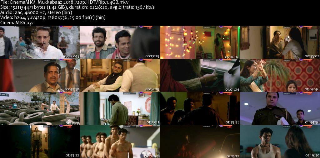 mukkabaaz movie free download in 720p