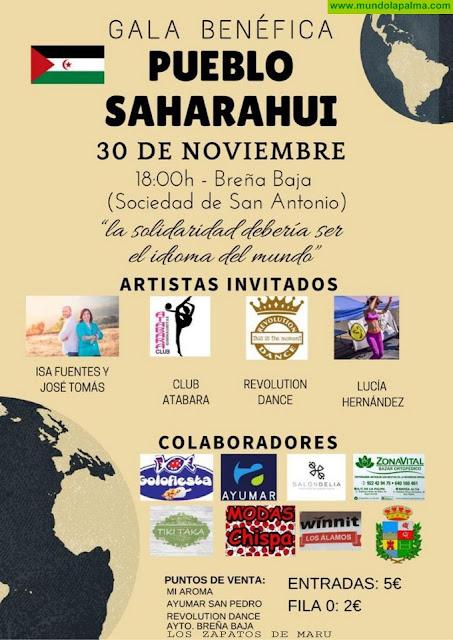 PUEBLO SAHARAHUI: Gala Benéfica