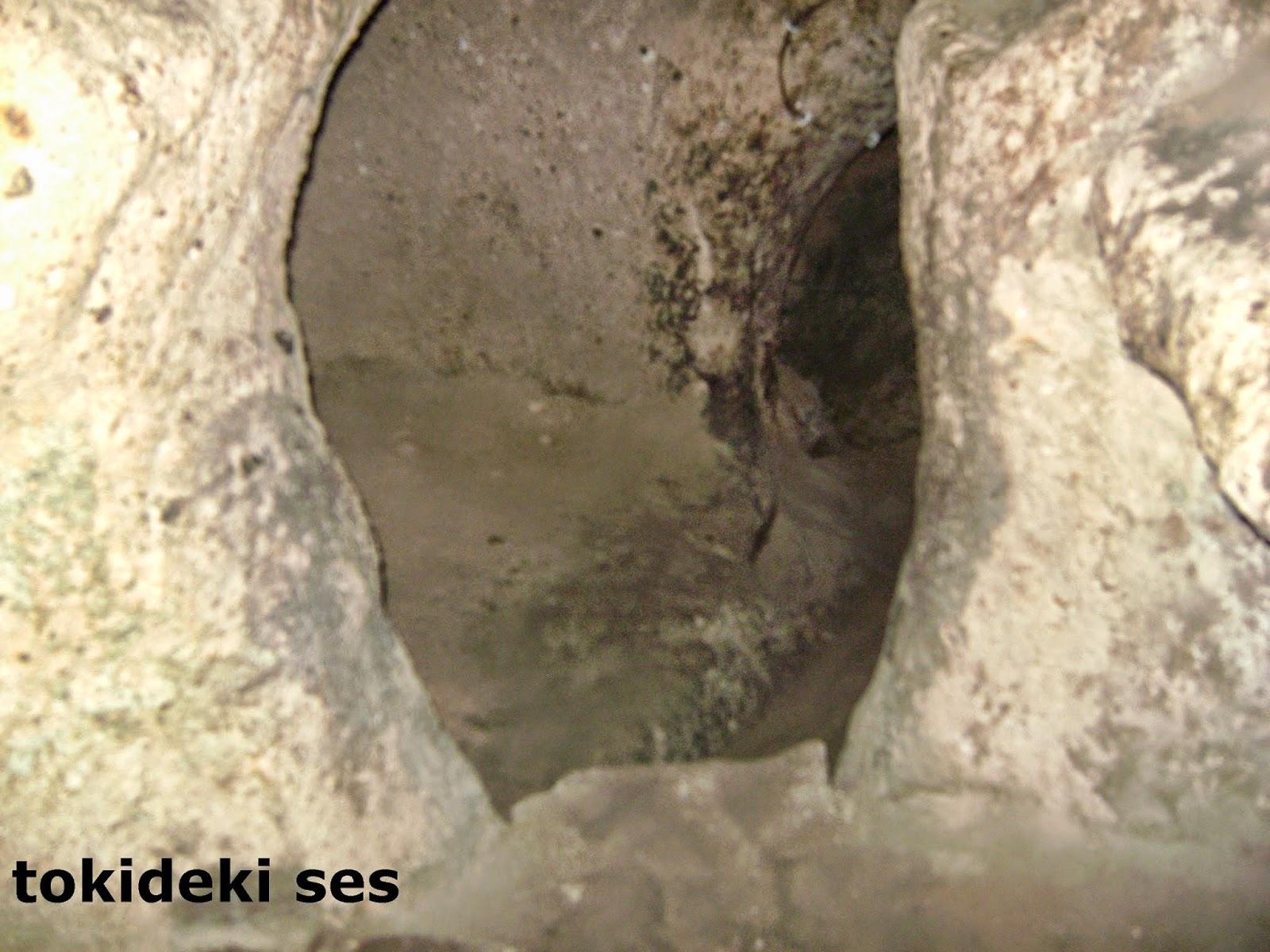 KAYMAKLI YER ALTI ŞEHRİ