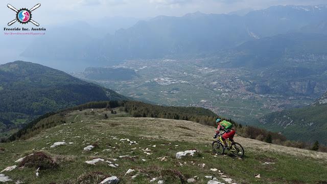 Mountainbike Touren Torbole