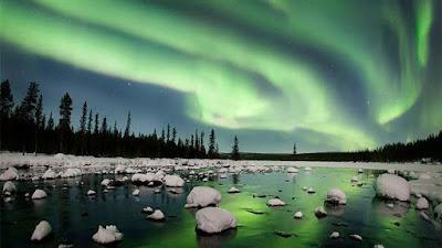 lights, climate change, global warming, poem