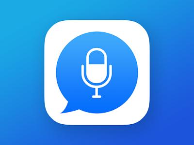 تطبيق للترجمه الصوتيه المباشره