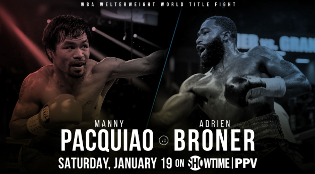 Pacquiao Prepares For Broner's 'Running,' Aims To Seek & DestroyPacquiao Prepares For Broner's 'Running,' Aims To Seek & Destroy